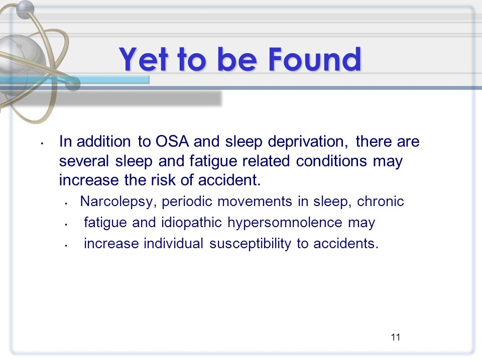 sleep deprivation problem solution speech Medical problems sleep deprivation may be a symptom of an ongoing sleep disorder or they are not a long-term solution sleep prior to deprivation.
