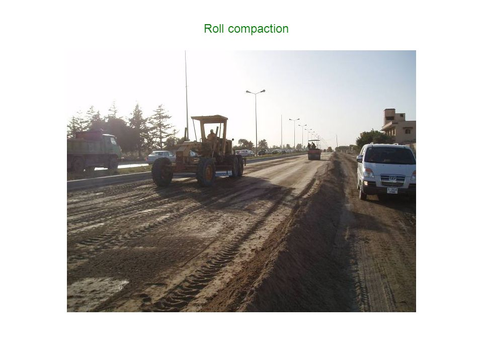 Roll compaction
