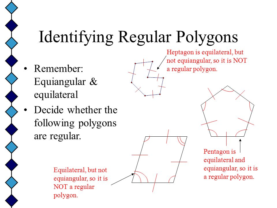 Polygons Geometry ppt video online download – Identify Polygons Worksheet