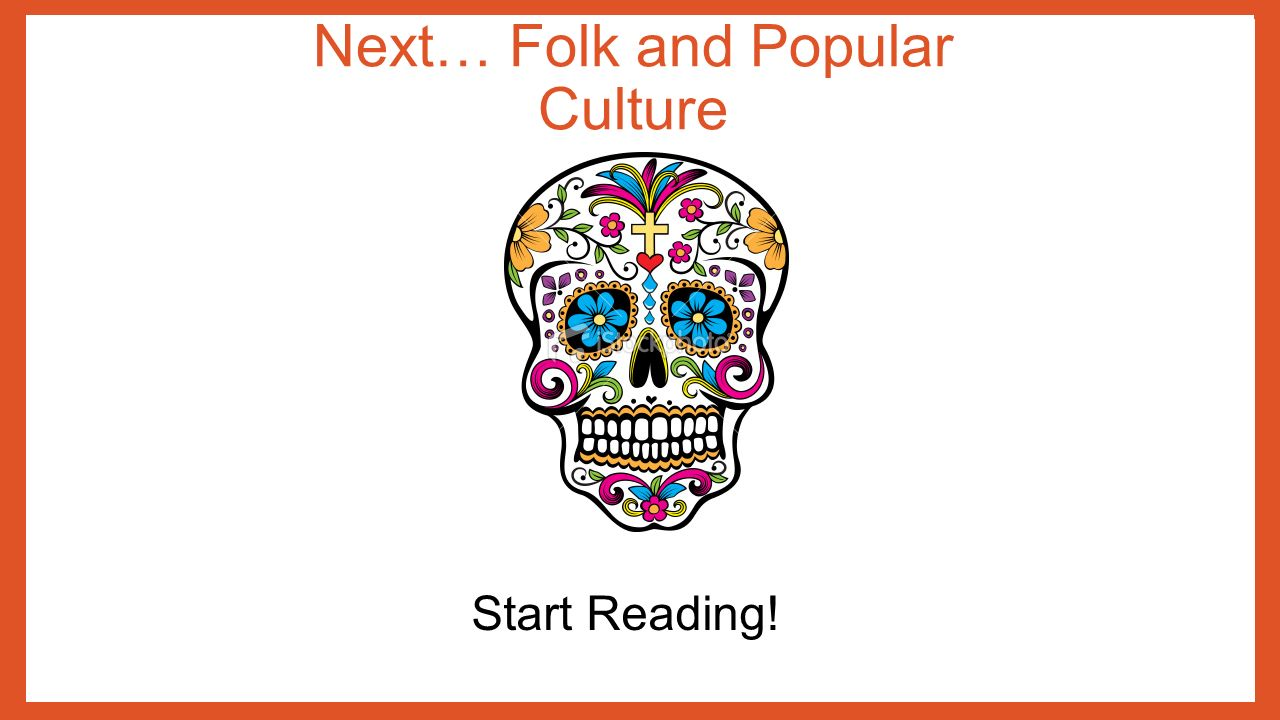 folk and popular culture Folk and popular culture folk songs tell a story or convey information about daily activities such as farming, life-cycle events (birth, death, and.