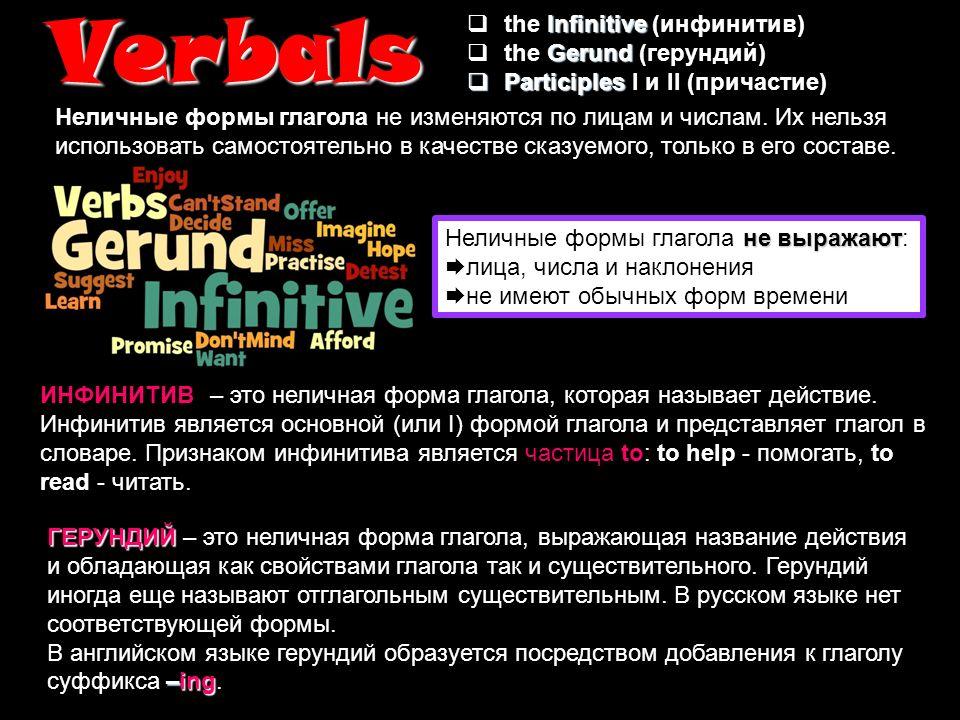 Наклонения глаголов в русском языке таблица примеры