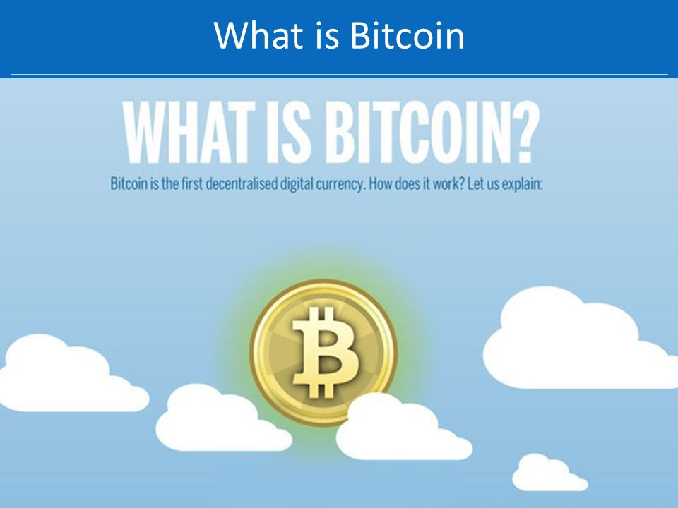 """introduction to bitcoin What you need to know steve jobs: """"you have to start with the customer experience, and work backwards to the technology."""