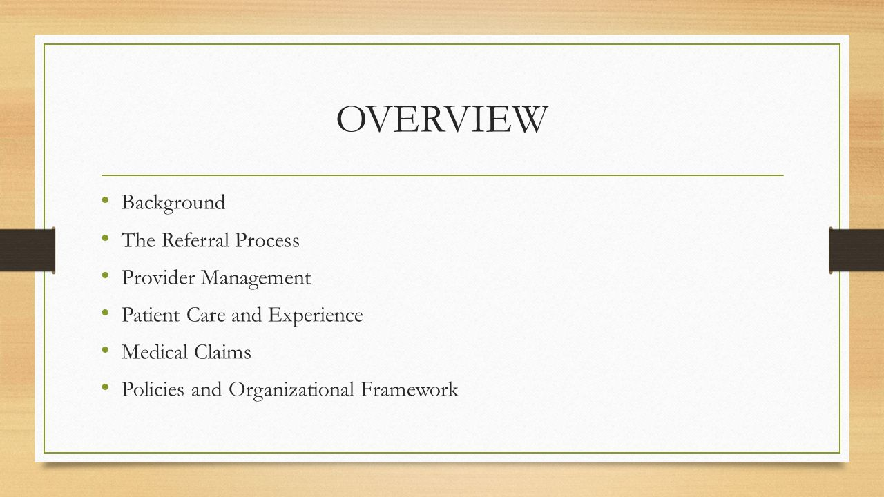 Managing overseas care in tci ppt video online download 2 overview background 1betcityfo Image collections
