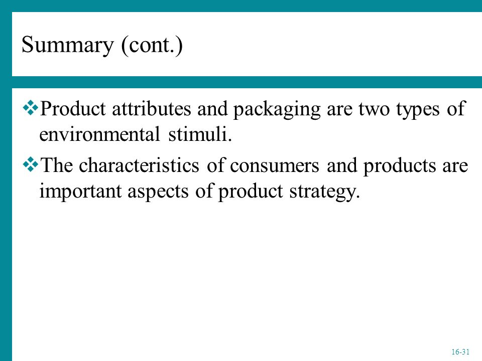 the importance of packaging attributes It is important for firms, marketers and packaging designers to know how  packaging  size attribute of packaging by (arun kumar agariya, 2012) shows  that.