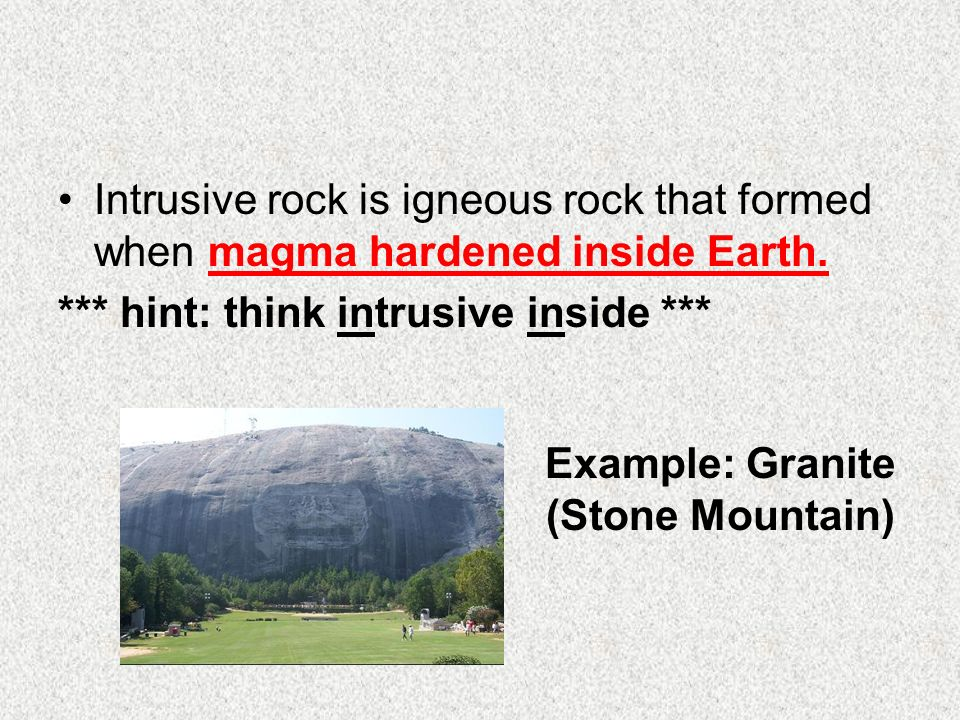 Igneous Rock Ppt Video Online Download