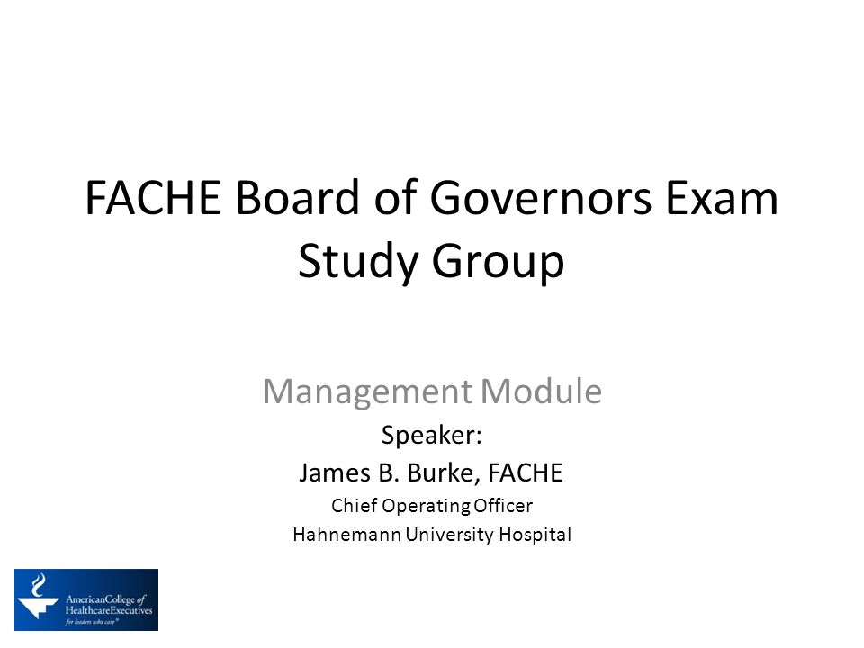 fache board of governors exam study group ppt video online download rh slideplayer com