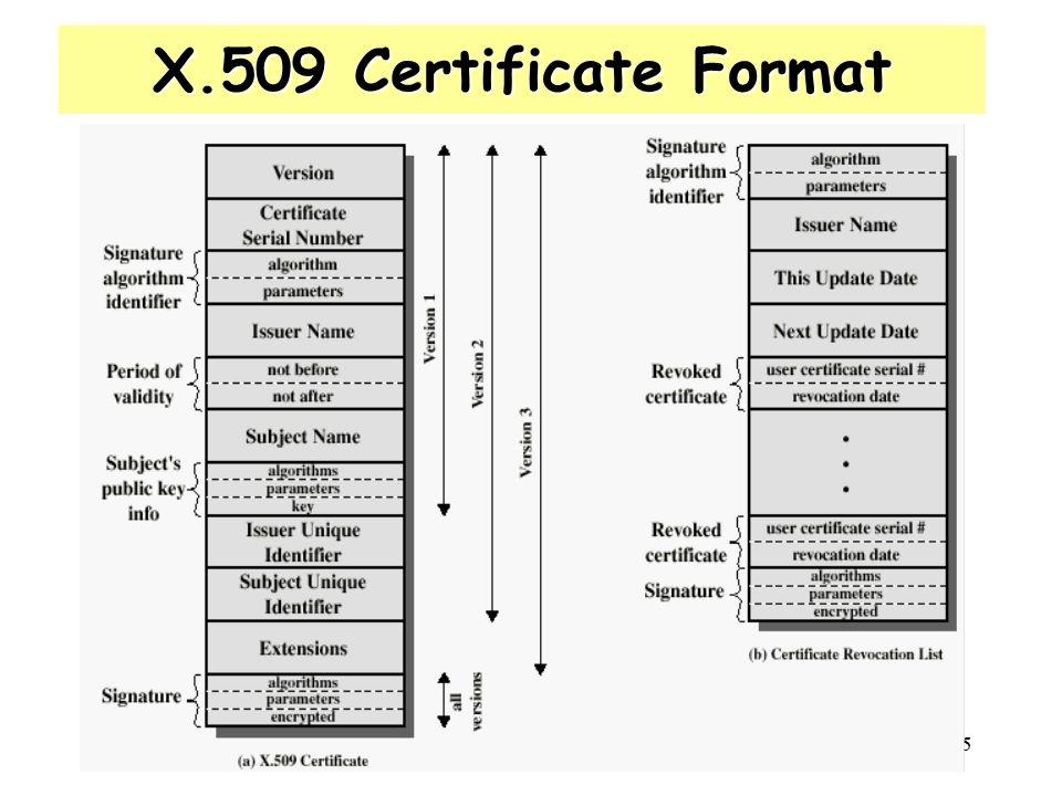 x509 format - Fashion.stellaconstance.co