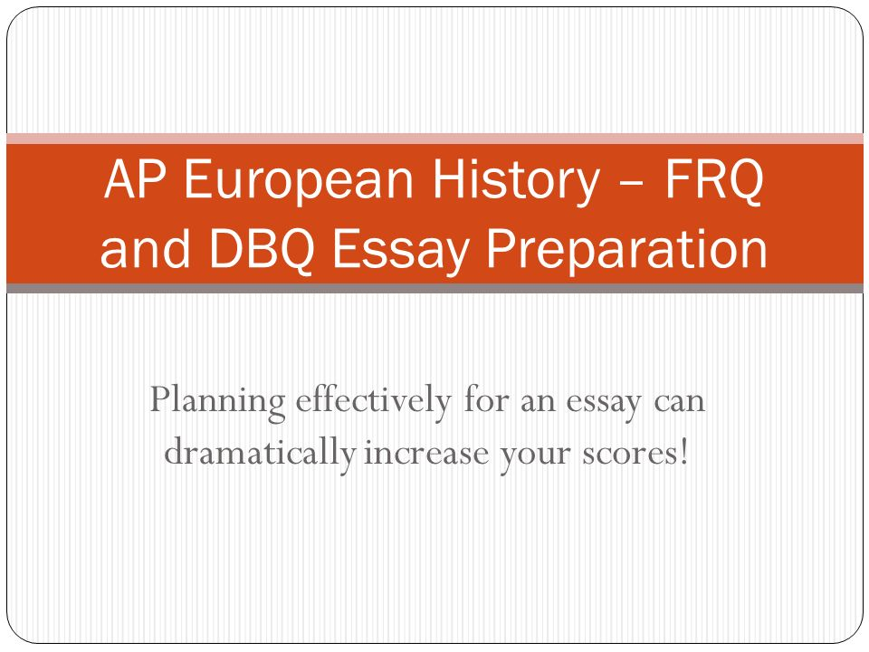 imperialism dbq ap european history essay Ap® european history 2013 scoring guidelines the college board the college board is a mission-driven not-for-profit organization that connects students to college success and opportunity.