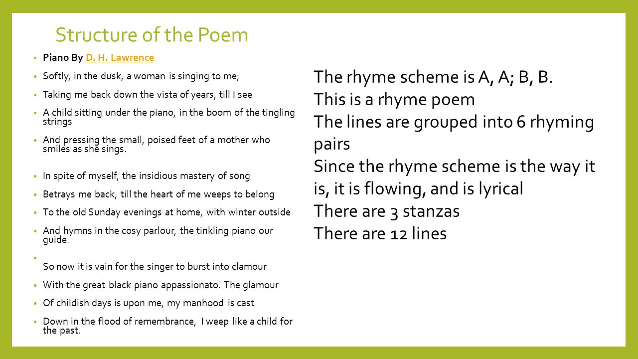 Poem of the Masses