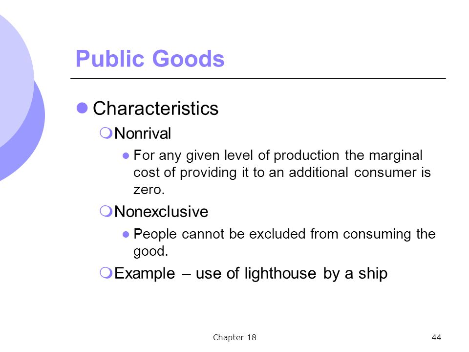essential characteristics of public goods Public goods are those goods in which all of society  pure public goods have characteristics such as non  some of them are essential for our survival while.