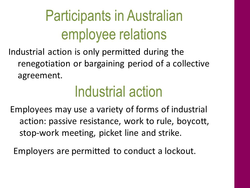 australian manage industrial relations report How do i deal with an employee dispute  the office of industrial relations  provides information on disputes in the  western australia.