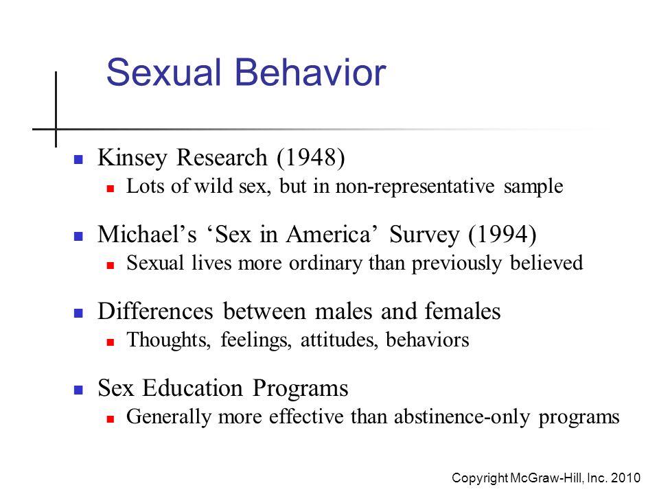 Sex education curriculum sample