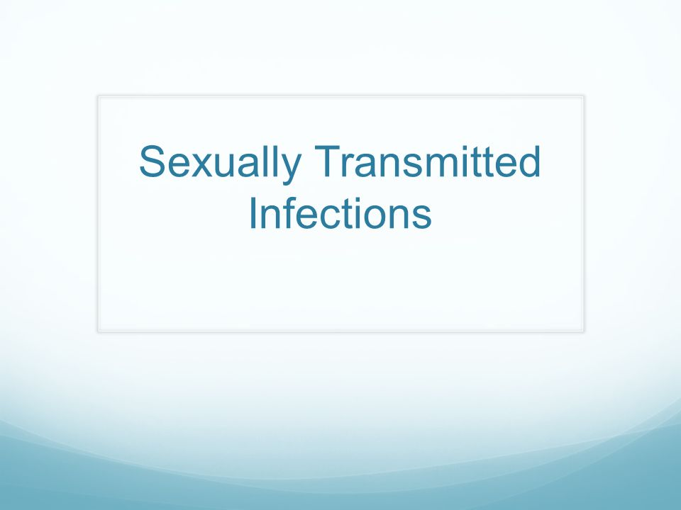 Videos on sexually transmitted infections