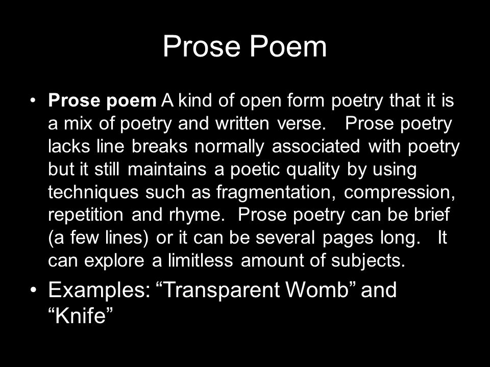 "What is poetry? ""Poetry is emotion compressed into as few words as ..."