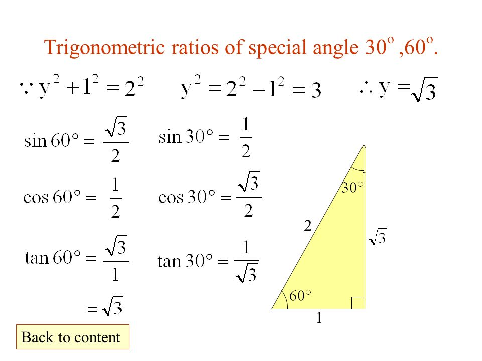 Printable Worksheets trig ratio worksheets : trigonometric ratios for special angles - Graph.catgifts.co
