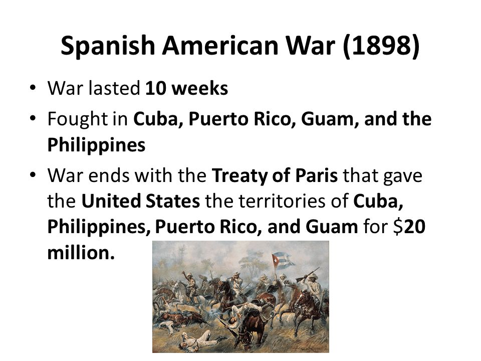 Spanish American War 1898 ppt download – Spanish American War Worksheet