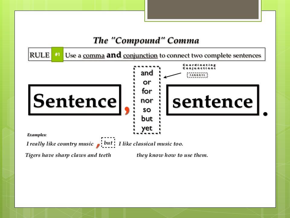 Comma Usage Rules Tikiritschule Pegasus