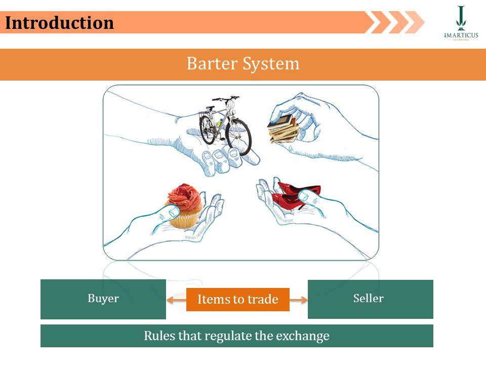 Fur trade barter system