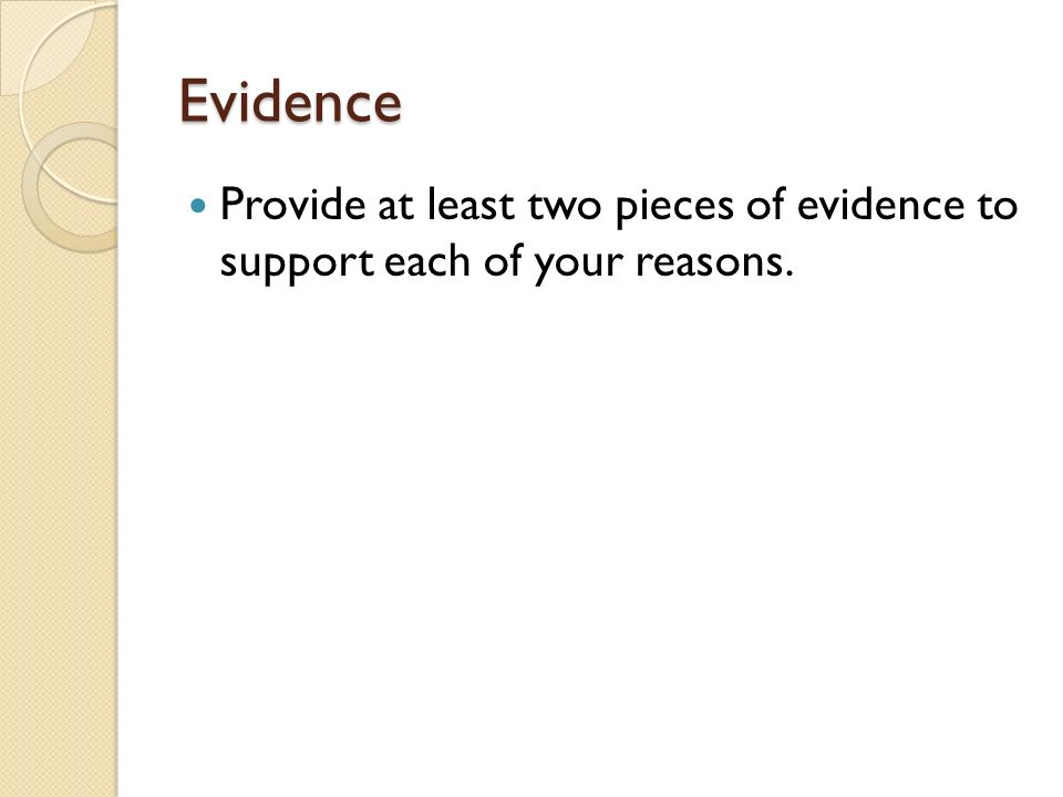 evidence as supporting the reason These are the federal rules of evidence, as amended to december 1, 2015   excluding relevant evidence for prejudice, confusion, waste of time, or other  reasons rule  attacking and supporting the declarant's credibility rule 807.