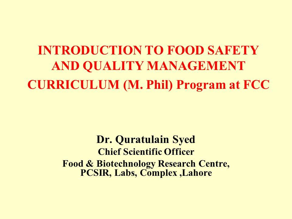 Audit Officer Food Safety Officer Qa Manager Mechanical