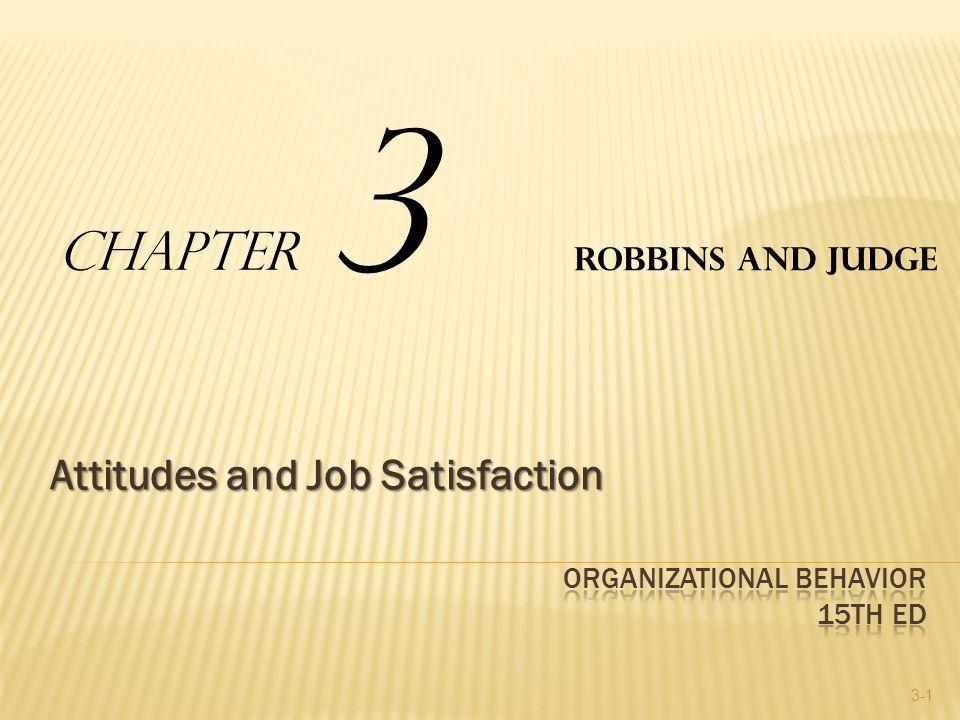 Organizational Behavior 15th Ed