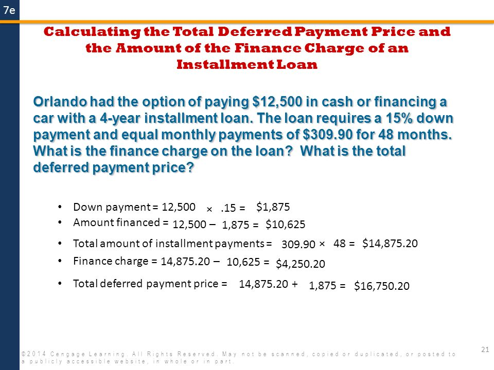 Installment loans online photo 1