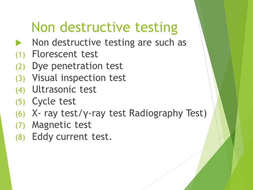Non Destructive Tester : Introduction to welding ppt video online download