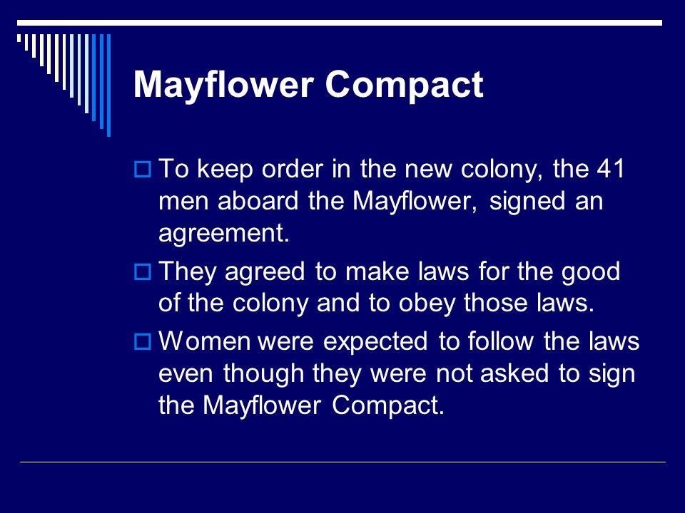 Mayflower compact date in Brisbane