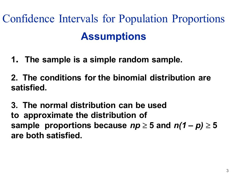 Use of Chebyshev's Theorem to Determine Confidence Intervals - ppt ...