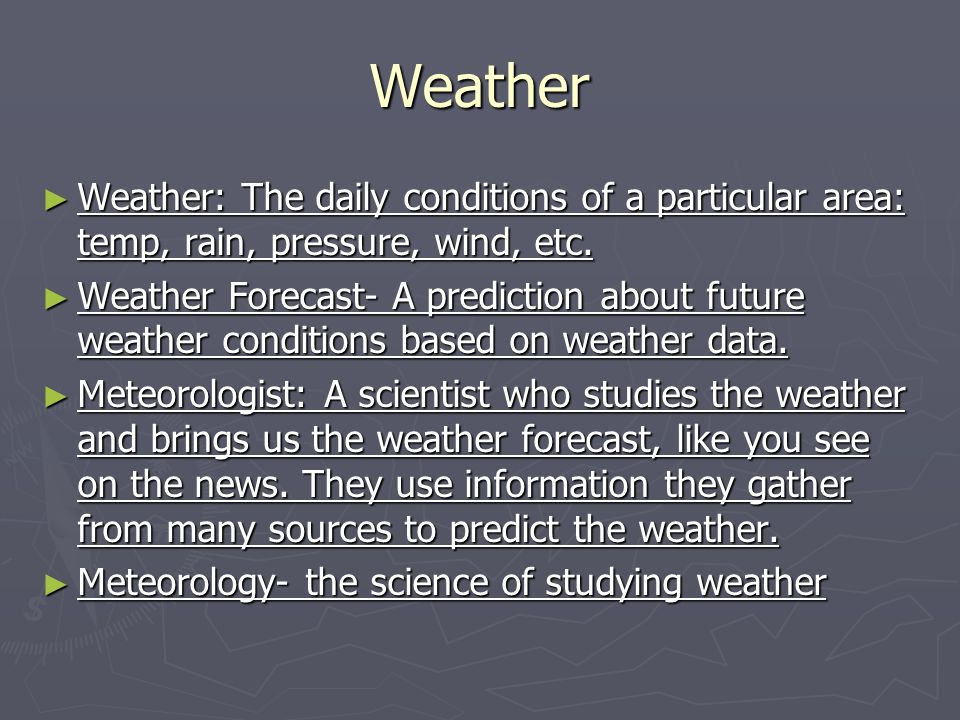 Weather Weather Maps And Forecasting Ppt Video Online Download - Us pressure map forecast