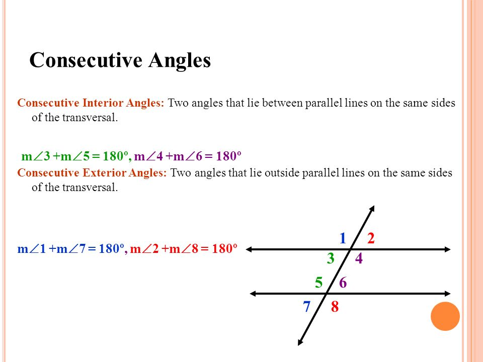 Consecutive Exterior Angles Entrancing Mrwadeturner M1 Consecutive And Alternate Exterior Angles