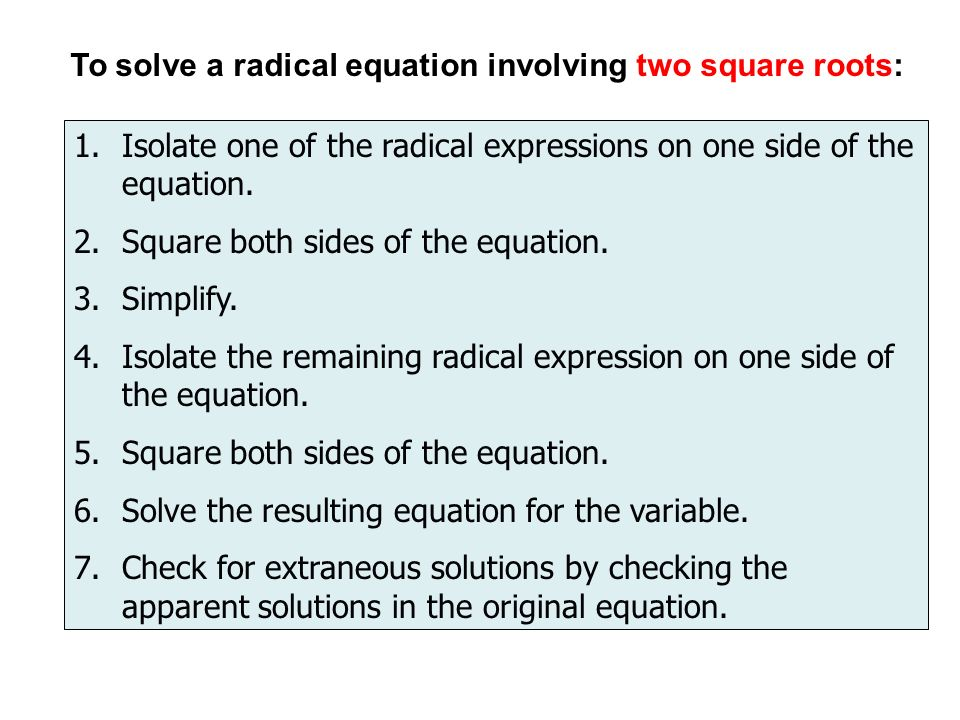 Solving square-root equations: one solution (video)   Khan Academy