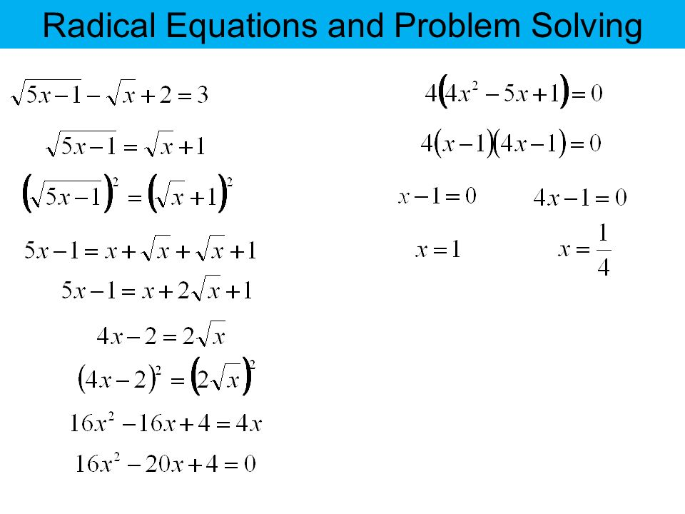 Problem solving radical expressions  ma-go co jp