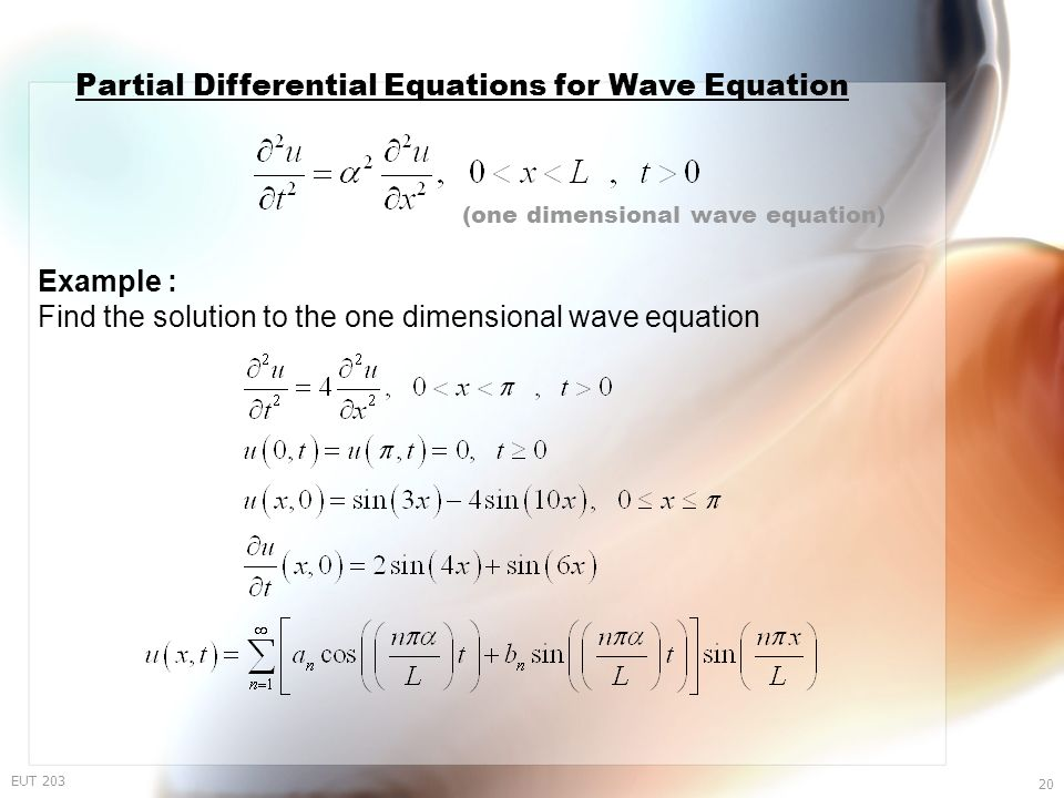 history of differential equation For any differential equation has the general form ordered differential equations  equation : view history more search navigation main page.