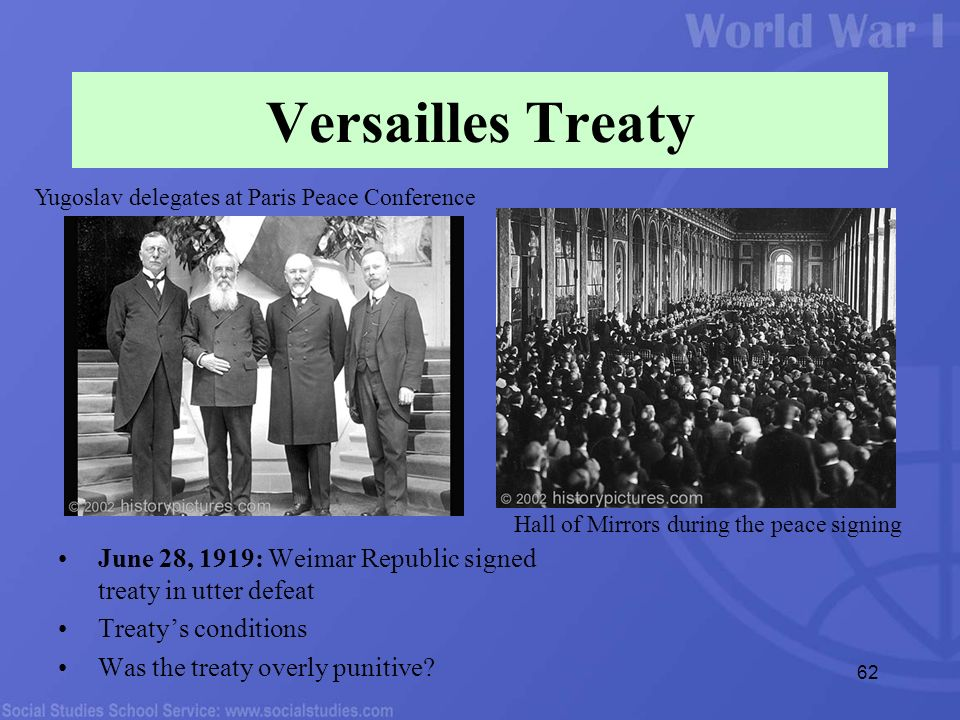 treaty versailles peace settlements create conditions new conflicts Conclusion the treaty of versailles was a peace settlement signed after world war one ended in 1918, the armistice signed on 11 november 1918, ended the actual fighting, it took six months of negotiations at paris peace conference to conclude the peace treaty.