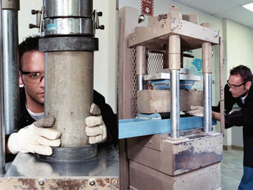 compressive strength of hardened concrete using Use of swiss hammer for estimating compressive strength of hardened concrete a simple and portable instrument for use in estimating the compressive strength of hardened concrete in place has been developed recently by a swiss engineer.
