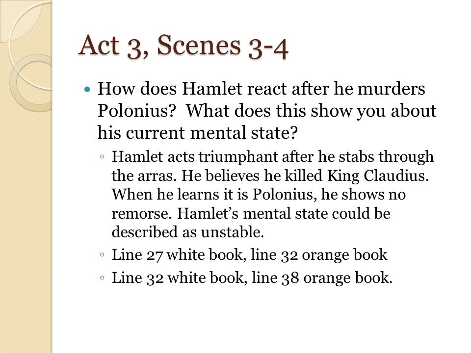 lines 133 164 of hamlet act 1 scene 2 Start studying hamlet ioc learn vocabulary act 2 scene 1 -polonius pays -hamlet tells horatio about the letter for execution he found on the boat and how he.