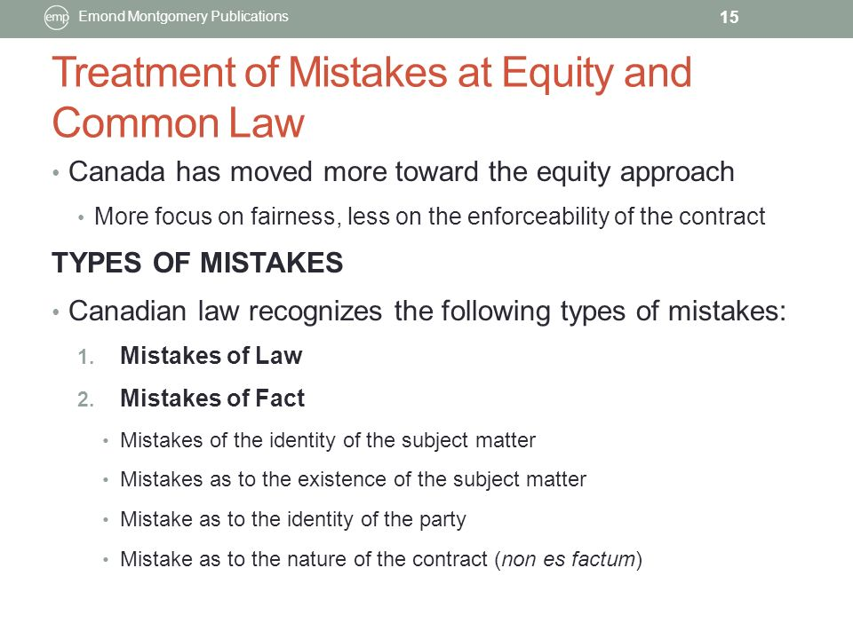 fusion of equity and common law Introduction in an attempt to determine whether the concepts of common law  and equity are fused or run concurrently, it is important to avail.