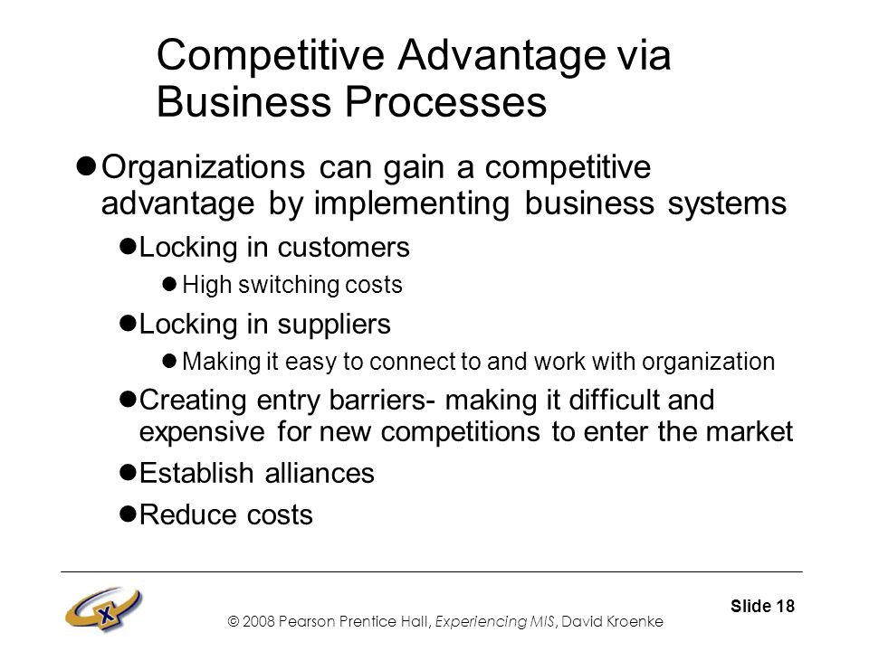 chapter 18 creating competitive advantage Slide 1 1 chapter 7 cooperative strategy part iii creating competitive advantage slide 2 slide 3 key terms chapter 18 creating competitive advantage 1.