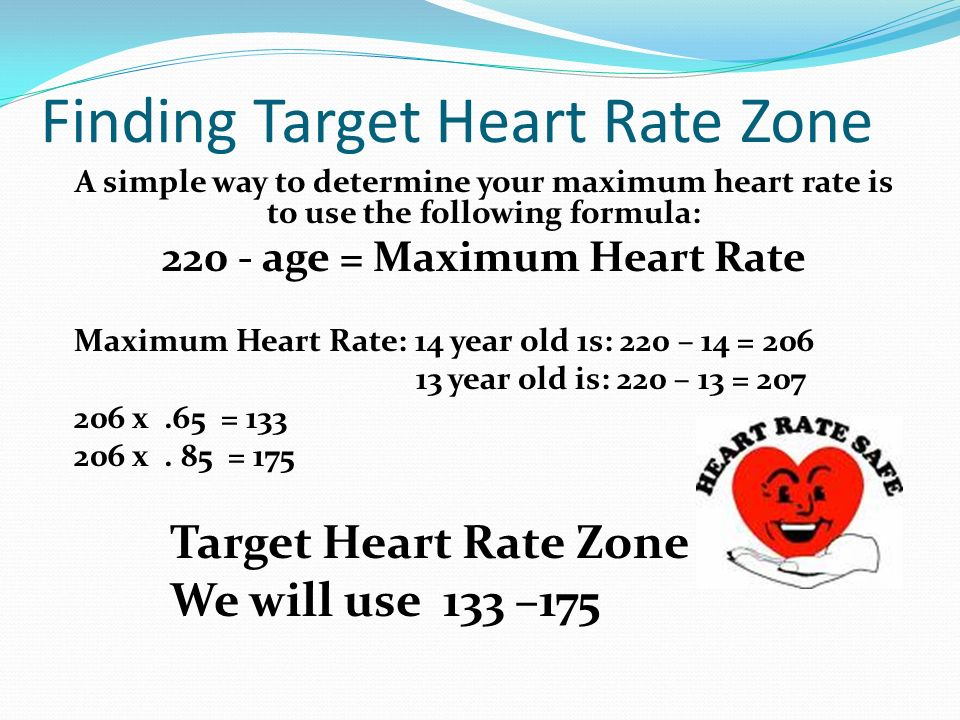 Know Your Target Heart Rates for Exercise, Losing Weight ...