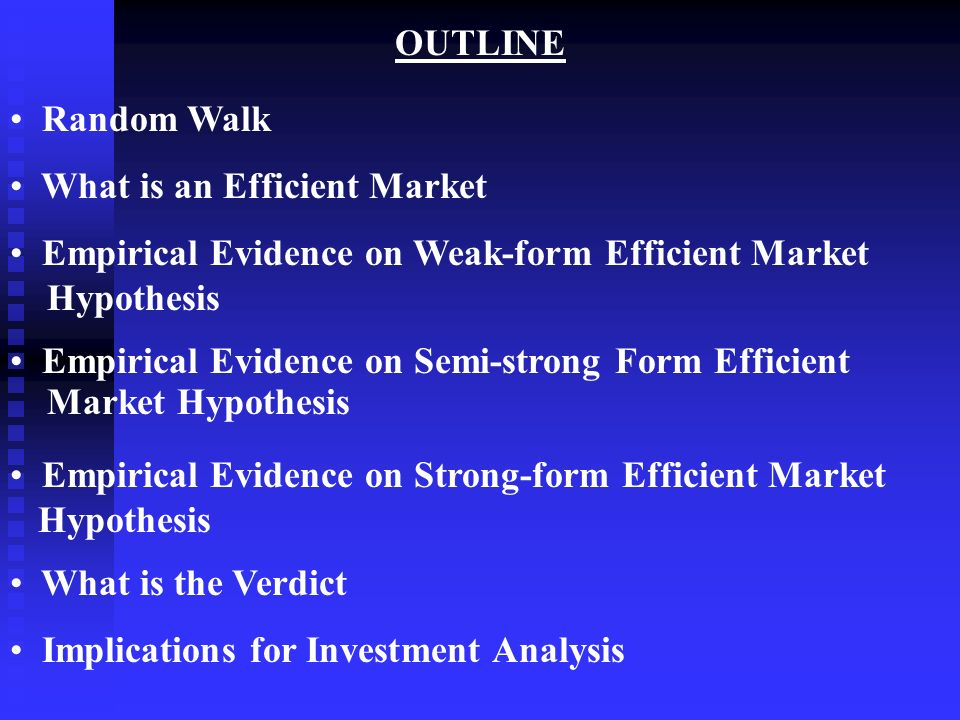 Testing Semi-strong Form Efficiency of Stock Market
