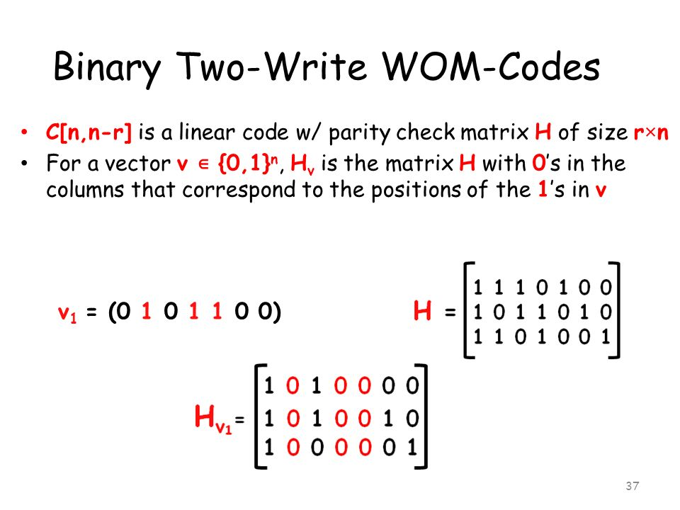 How to Read and Write Binary Code