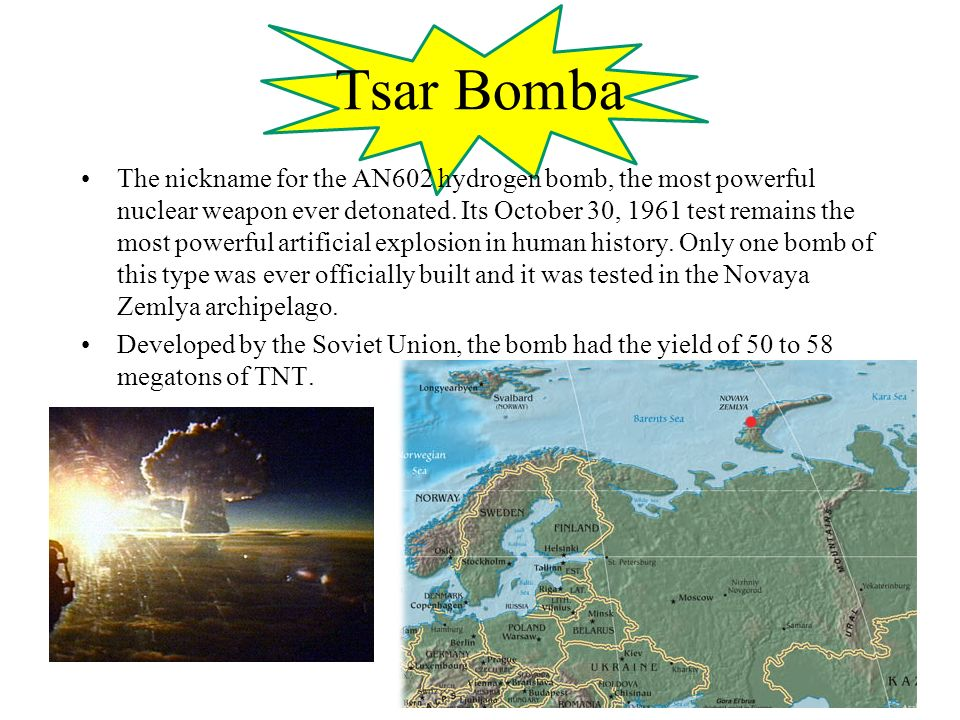 The Most Powerful Weapon On Earth In The Human Soul On: The Cold War 1945-???.