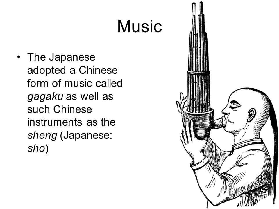 asian music influence