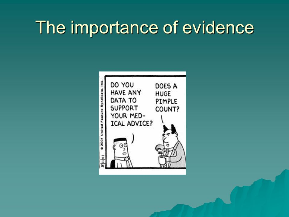 Objectives Define What Is Evidence Based Practice Ebp