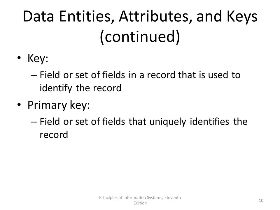 entities and attributes Attribute is the characteristic property of an existing entity 14k views grant fritchey , 25 years of database development, design and architecture experience.