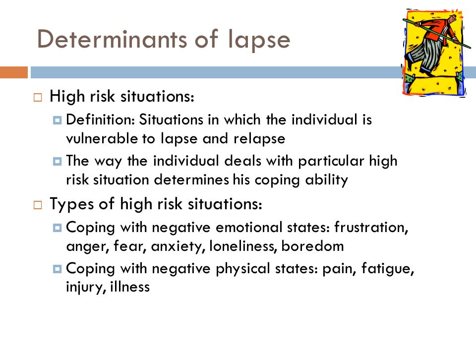 Drug related Counselling ppt video online download – High Risk Situations for Relapse Worksheet