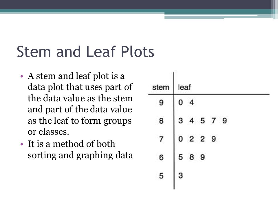 Stem leaf plot worksheets checks worksheet for Stem and leaf plot template