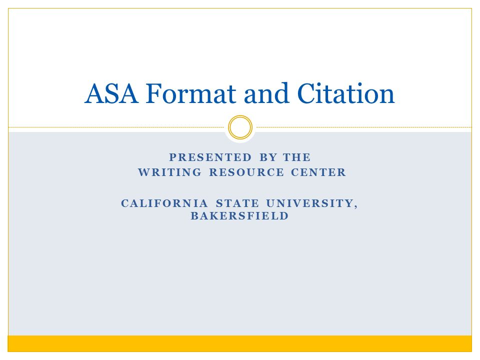 apa format for sociology research paper
