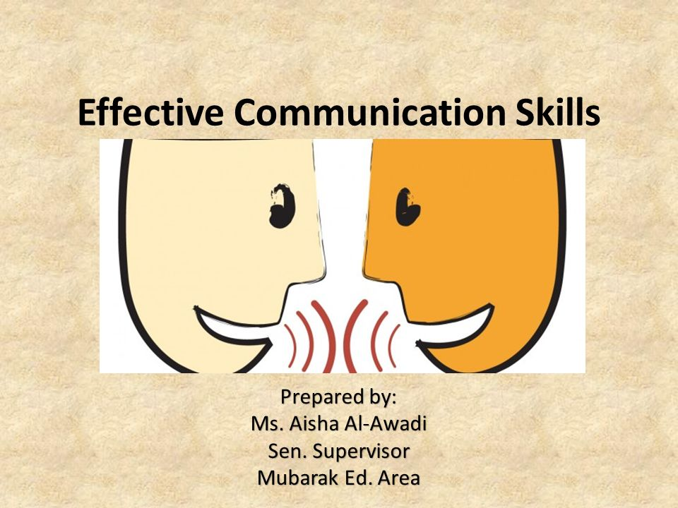 the practice of effective communication in